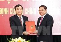 Ông Ngô Đông Hải giữ chức Phó Trưởng ban Kinh tế Trung ương