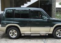 Xe cũ, giá rẻ, tiết kiệm nhiên liệu - chọn 1 trong 6 chiếc xe sau tại Việt Nam