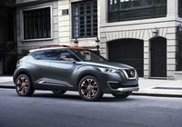 Nissan Kicks - đối thủ của Ford EcoSport sẽ xuất hiện vào tháng sau