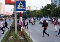 Người đi bộ vi phạm luật giao thông, bị phạt thế nào?