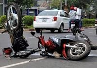 Khi nào tạm giữ xe khi xảy ra tai nạn giao thông?