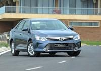 Triệu hồi 2.410 xe Toyota Camry tại Việt Nam