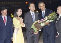 Tiết lộ về cô gái Việt tặng hoa Tổng thống Obama