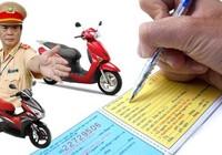 Mua bảo hiểm phương tiện giao thông bắt buộc và mức phạt