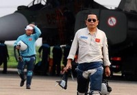 Hình ảnh không bao giờ quên của phi công Trần Quang Khải