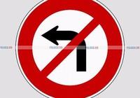Xử phạt đi sai làn đường khi rẽ trái?