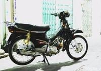 Mức phạt lỗi tự ý thay đổi bề ngoài xe máy