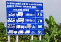 Các mức phạt khi ô tô chạy quá tốc độ cho phép