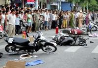 Trên 18 tuổi gây tai nạn nhưng chết, ai bồi thường?