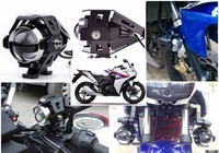 Lắp thêm đèn trợ sáng cho xe máy có bị phạt?
