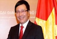 Đề nghị thêm Bộ trưởng Ngoại giao thay vì Phó Thủ tướng kiêm nhiệm
