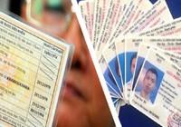 Đổi giấy phép lái xe là quyền, không phải nghĩa vụ
