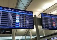 Sẽ điều tra người để lộ thông tin hành khách