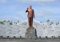 Bảy địa phương được quy hoạch xây tượng đài Chủ tịch Hồ Chí Minh