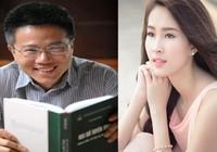 GS Ngô Bảo Châu, hoa hậu Đặng Thu Thảo giới thiệu sách mới