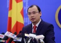 Yêu cầu Trung Quốc rút ngay giàn khoan HD-981 ngoài cửa vịnh Bắc Bộ