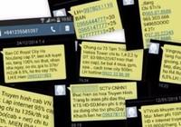 Phạt 160 triệu đồng 2 công ty phát tán tin nhắn rác