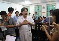 Mổ nhầm chân bệnh nhân, BV Việt Đức họp báo khẩn
