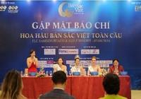 BTC Hoa hậu bản sắc Việt nói về nghi án lộ đề thi ứng xử