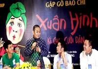 Tùng Dương hát, Xuân Hinh múa trong Liveshow