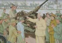 Chân dung Bác Hồ qua tranh Văn Giáo