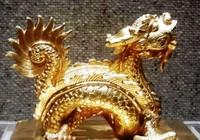 Trưng bày công khai Bảo vật quốc gia bằng vàng