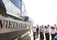 Mỹ bàn giao cho Cảnh sát biển Việt Nam 6 tàu tuần tra