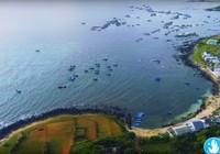 Đảo Phú Quý đẹp tuyệt vời trong video mới