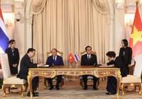 Việt Nam-Thái Lan cam kết tăng cường hợp tác quốc phòng