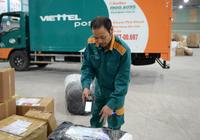 6 tháng, Viettel Post thu 2 ngàn tỷ từ chuyển phát