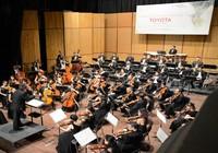 Dàn nhạc trứ danh Anh Quốc biểu diễn tại Việt Nam