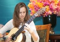 Tài năng Guitar quốc tế sẽ đổ bộ tới Việt Nam