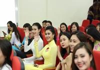 Ngắm nhan sắc các người đẹp Hoa khôi Sinh viên Việt Nam