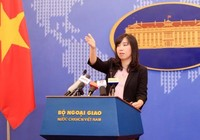 Bộ Ngoại giao nói về việc người Việt bị nạn ở Đài Loan