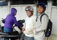 'Hiệp sĩ' Bình Dương bắt nghi can sau 3 tháng gây án
