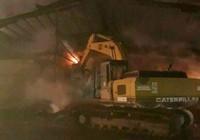 Hàng trăm cảnh sát dập đám cháy ở Đồng Nai