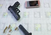 Thu nhiều súng, dao lê của các băng nhóm ở Biên Hòa