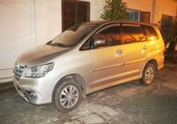 Tìm thấy chiếc ô tô bị trộm ở Bình Dương bên Campuchia