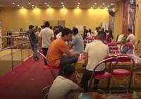Phá ổ cờ bạc ở Đồng Nai do 1 người Trung Quốc điều hành