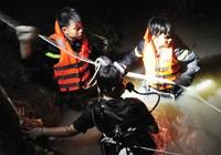 Phát hiện thi thể nam thanh niên bị nước cuốn trong đêm