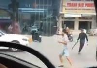 Hai băng nhóm truy sát trên quốc lộ ở Đồng Nai
