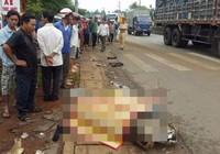 Nam sinh lớp 9 chết thảm trên đường đến trường