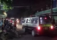 Vợ tử vong còn chồng con được cứu trong đám cháy lớn