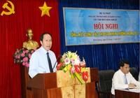 Khối cơ quan Tư pháp Đông Nam bộ được đánh giá cao