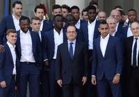 Được tổng thống mời cơm, tuyển Pháp vẫn không vơi buồn