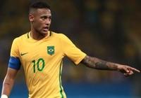 Đoạt HCV Olympic, Neymar gây sốc