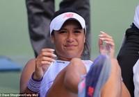 Tay vợt Heather Watson gặp vấn đề sức khỏe trầm trọng tại US Open
