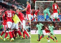Không có Ronaldo, Bồ Đào Nha ngã ngựa trước Thụy Sĩ