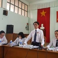 Miễn nhiệm chủ tọa phiên tòa kết án oan ông Nén