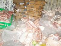 Clip: Phát hiện hơn 1 tấn thịt thối tại TP.HCM